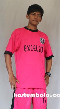 Kostum Bola Tim Excelso Bekasi