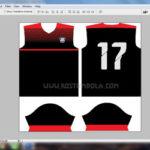 Aplikasi Bikin Desain Jersey Bola dalam Waktu 10 Menit
