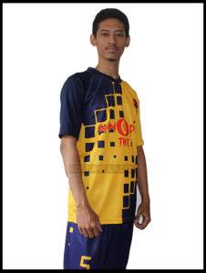 Baju bola printing