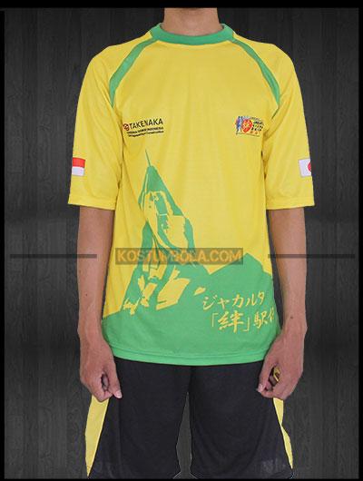 Desain Jersey Running Takenaka Doboku