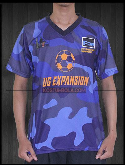 Bikin Baju Futsal Dengan Menggunakan Desain Sendiri