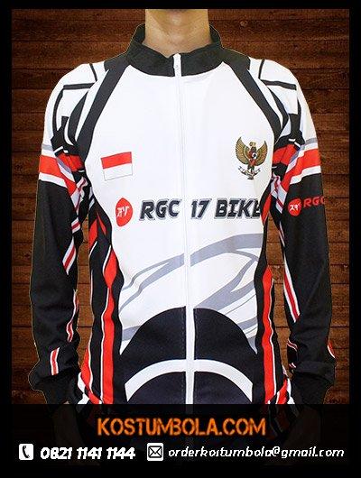Pembuatan Jersey Sepeda Klub RGC Bekasi